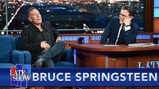 """""""I Thought He Had The Wrong Number"""" - Bruce Springsteen On Getting The Call From Barack Obama"""