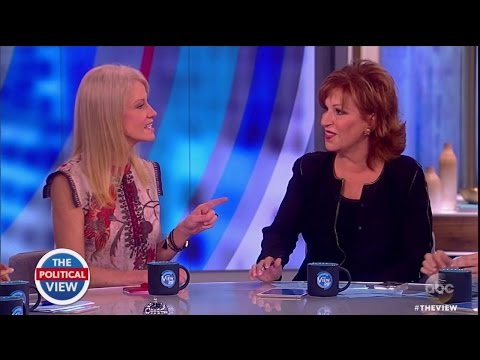 Kellyanne Conway Explains How Trump Can Win The Election on 'The View'