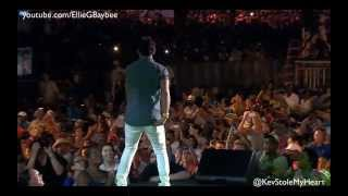 "Joe Jonas performing ""Just In Love"" LIVE @ Philly's 4th of July Jam (7/4/12)"