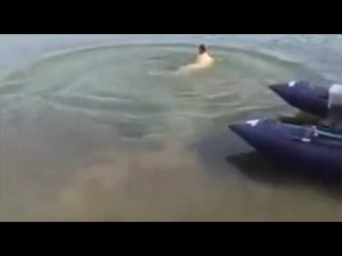 Fortunato la macchina fotografica subacquea per risposte da pesca