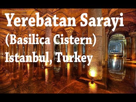 The Basilica Cistern Istanbul
