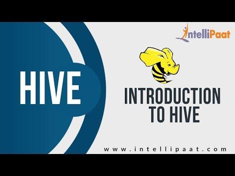 Introduction to Hive Tutorial | Learn Hadoop Online | Apache Hadoop | Intellipaat