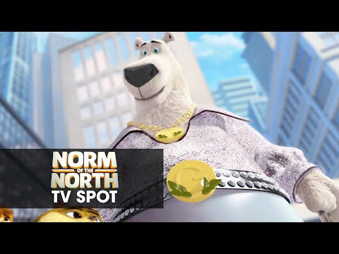 Norm of the North (TV Spot 'Out of Towner')