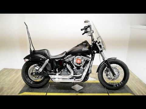 2016 Harley-Davidson Street Bob® in Wauconda, Illinois - Video 1