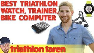 Best Triathlon Watch, Indoor Trainer, and Bike Computer with DC Rainmaker