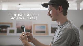 Google Pixel 2 | Portrait Mode + Moment Lenses