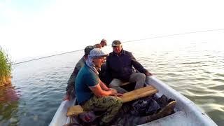 Усекское озеро Жаркент, ловим сазана