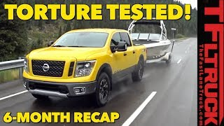 What's It Like To Live, Tow, and Off-road with a New Nissan Titan PRO-4X?