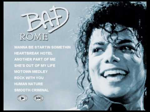 Michael Jackson Bad Tour Live In Rome DVD Sample MJVIDS CO