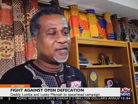 Fight Against Open Defecation - Joy Entertainment Today (27-3-18)