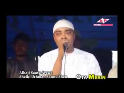 OTA MERIN 1 - Alhaji Abdul Salam Azeez Abiodun (Saoty Arewa)