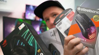 BEST GIFT IDEAS FOR PC GAMERS - CHRISTMAS 2020
