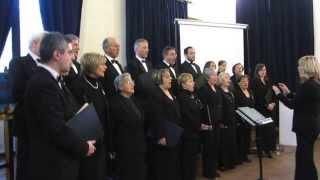 preview picture of video 'I Cantori di Assisi ne l'Inno di Assisi Il Coprifoco'