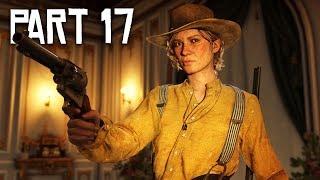 Red Dead Redemption 2 Gameplay Walkthrough, Part 17!! (RDR 2 PS4 Gameplay)