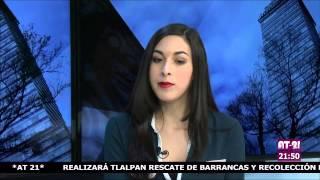 Alejandro Brofft: Entrevista a Victoria Volkova
