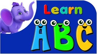 Lets Learn The Alphabet - Preschool Learning