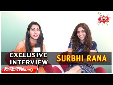 Exclusive Interview | Surbhi Rana | Bigg Boss 12 Contestant #BiggBoss12