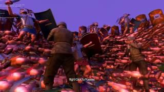 300 WW2 US Soldiers vs 25.000 ROMANS - Ultimate Epic Battle Simulator