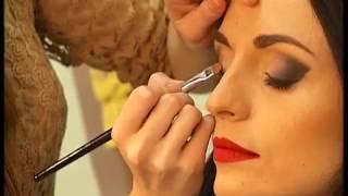 Make-up tutorial Мастер-класс от визажиста - Праздничный макияж