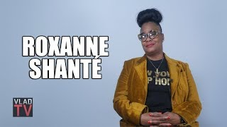 Roxanne Shante on How 'Female Rapper' Term was Created During Her Battle (Part 2)