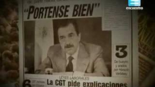 79  La Presidencia De Alfonsín 1983  1989 Política 2/2 Canal Encuentro