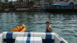 Avalon Catalina Island Adventure on our 21' Sea Ray.wmv