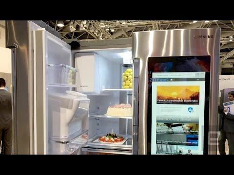 Probamos el Samsung Family Hub, el frigorífico con el que todo geek sueña | Engadget en español