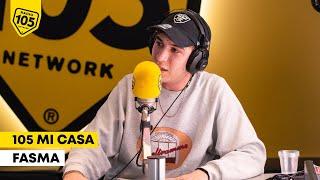 La rabbia di Fasma diventa musica: la nuova voce del rap