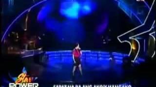 2.  Angeline Quinto   Paano Kita Mapasasalamatan (November 14, 2010)