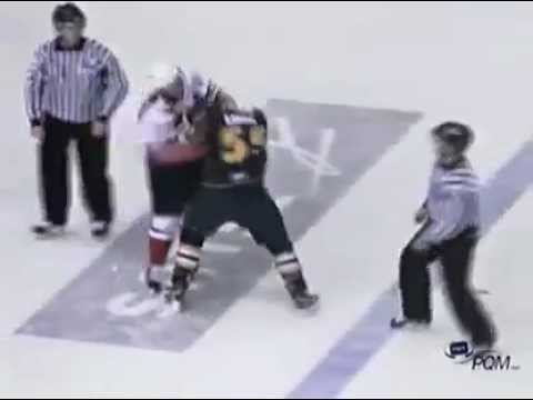 Mathieu Gagnon vs Scott Trask