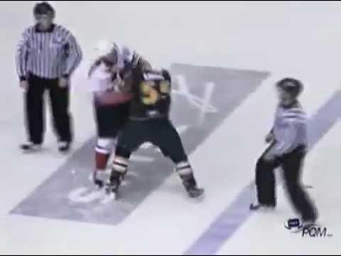 Scott Trask vs. Mathieu Gagnon