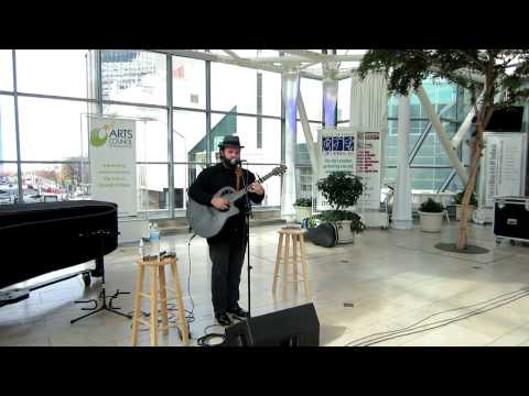 """Half Life"" by Luke Austin Daugherty Live at the Artsgarden 2012"