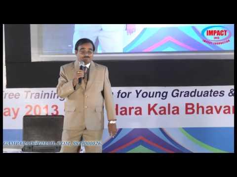 Development Skills|Venkata Ramana|TELUGU IMPACT Hyd 2013