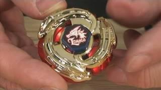 Beyblade Toys Lightning L-Drago Super Vortex Metal Fusion Battle Toys Review Unboxing
