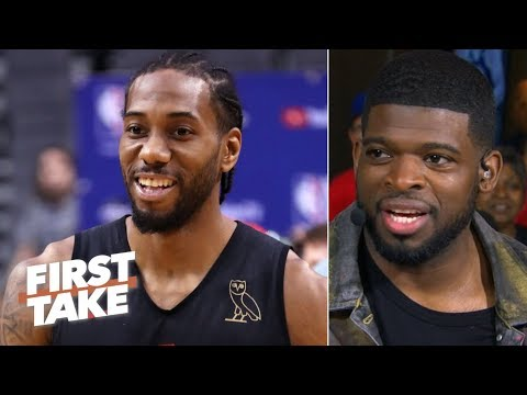P.K. Subban: We're going to win the championship tonight, KD or no KD | First Take