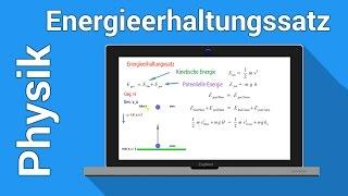 Physikalische Grundlagen Teil 2 Energie (potentielle und kinetische ...