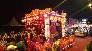 Kemeriahan Pawai Lampion Cap Go Meh2019 di Singkawang