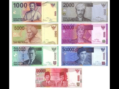 All Indonesian Currency Review