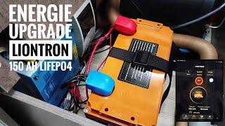 #45: Wohnmobil Upgrade: Einbau & erste Eindrücke der Liontron Arctic LiFiPo4 Lithium Batterie 150 Ah