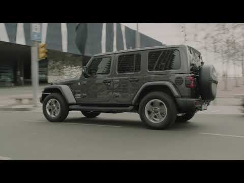 Wrangler: Interior Technology