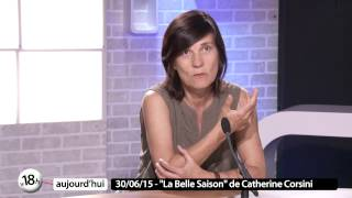 """Grillons à L'apéro / """"La Belle Saison"""" De Catherine Corsini"""