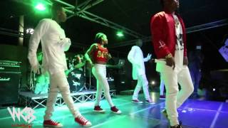 Harmonize - Live Perfomance In Mwanza JEMBE NI JEMBE Pt1