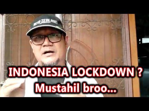 Bongkar Fakta! Kenapa Indonesia Tidak Mau Lockdown?