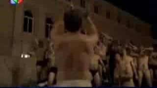 LNK zinios apie austru striptiza Vilniuje