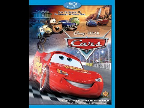 Opening To Cars 2007 Blu-Ray