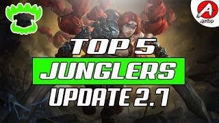 vainglory carry tier list update 2-8 - मुफ्त