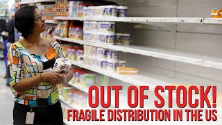 Out of Stock! Fragile Distribution in the US