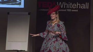 How to grow by embracing our mistakes   | Sarah McIntyre | TEDxWhitehall