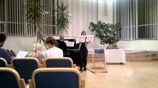 Chisu Sabotage piano&violin cover