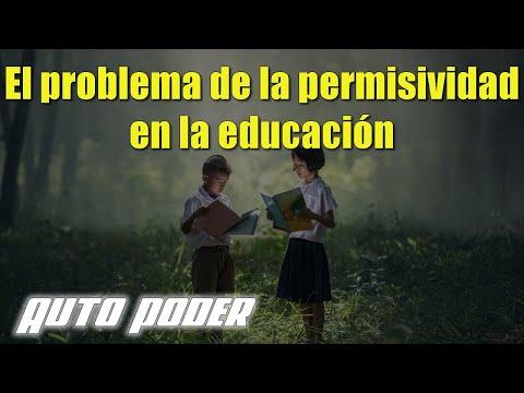 El problema de la permisividad en la educación